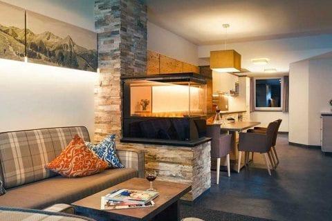 appartement-alpenrose-guthof-lutz-wohnraum