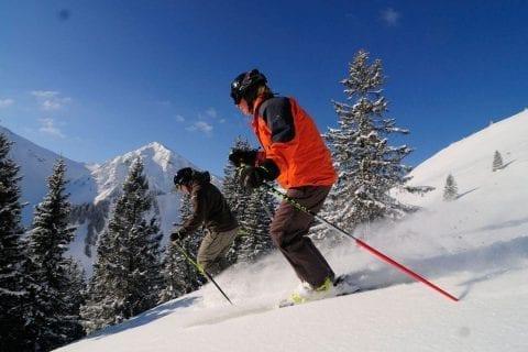 schifahren-berg-winter
